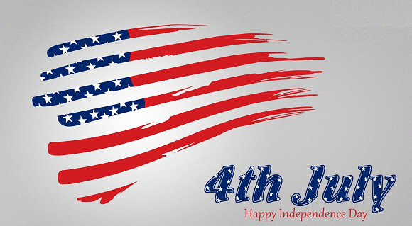 4th Of July Vector Pic