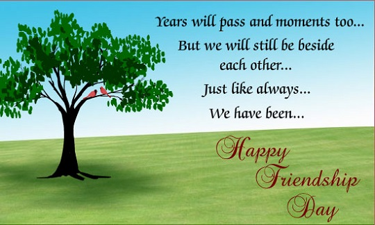 Advance Happy Friendship Day Quotes