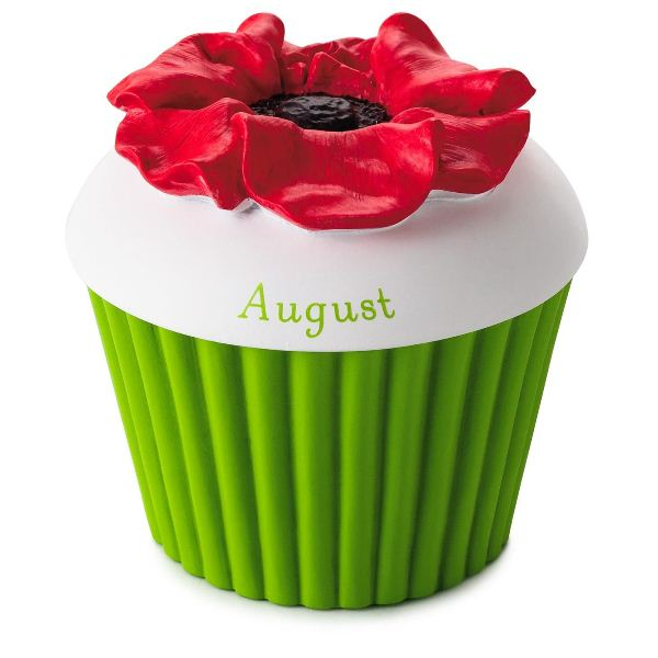 August Birthday Cake Clipart