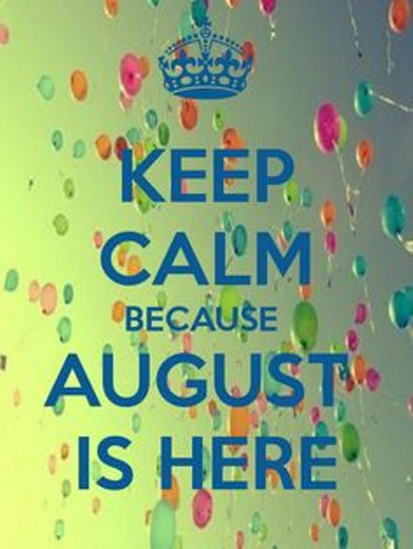 August Birthday Quotes For Facebook