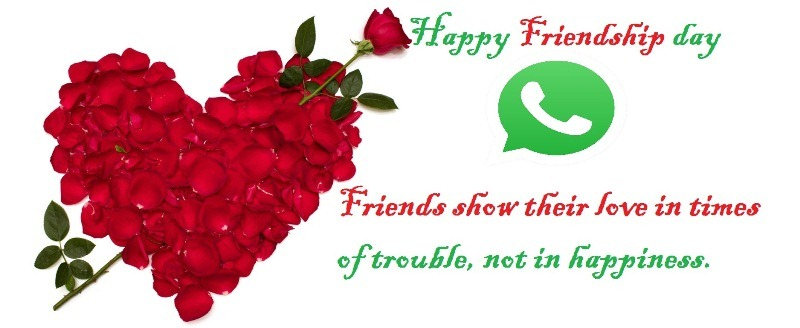 Best Friendship Day WhatsApp Status