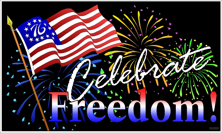 Free 4th Of July Banner Image