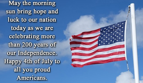 Free 4th Of July Military Quotes