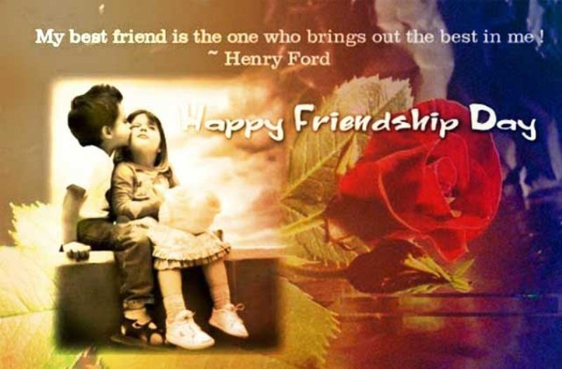 Friendship Day Cards For Best Friend