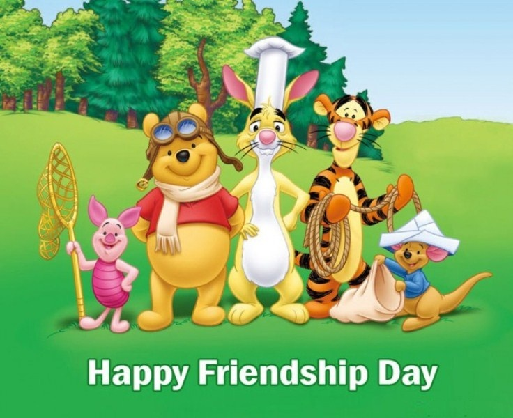 Friendship Day Funny Wallpaper