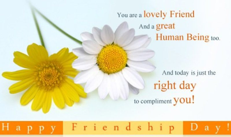 Friendship Day Greeting Cards For Best Friend