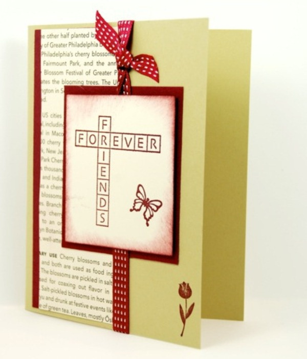 Friendship Day Greeting Cards Handmade