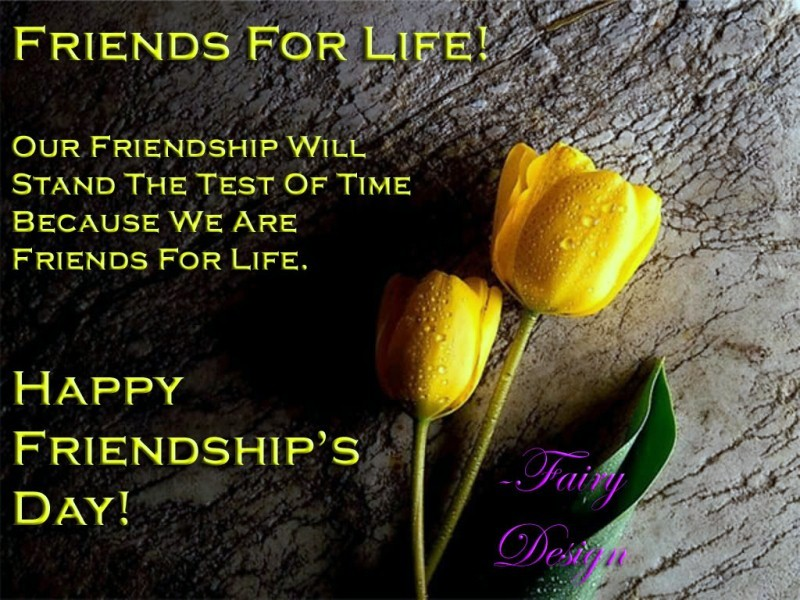 Friendship Day Greeting Cards Wishes Messages