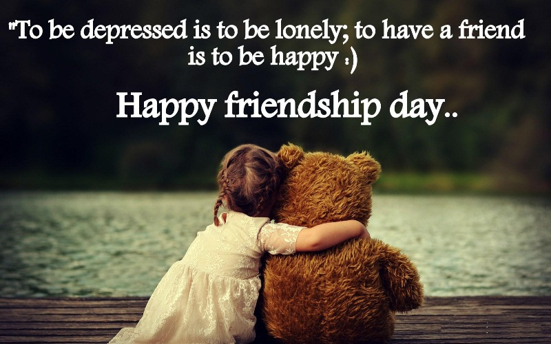 Friendship Day Wallpaper 2018 Free Download