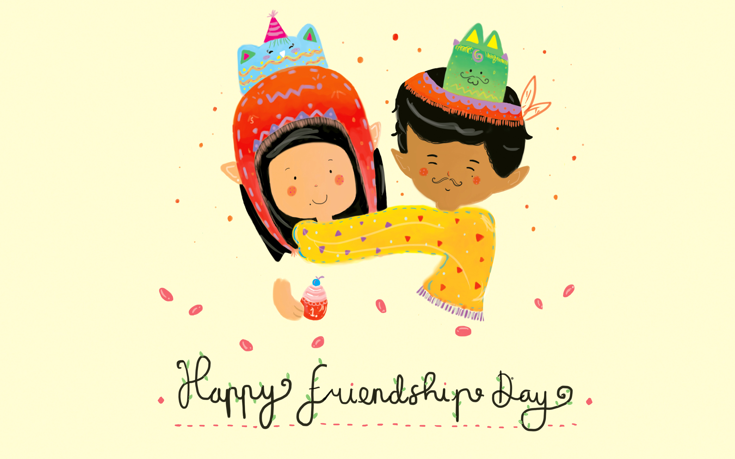 HD Images for Friendship Day