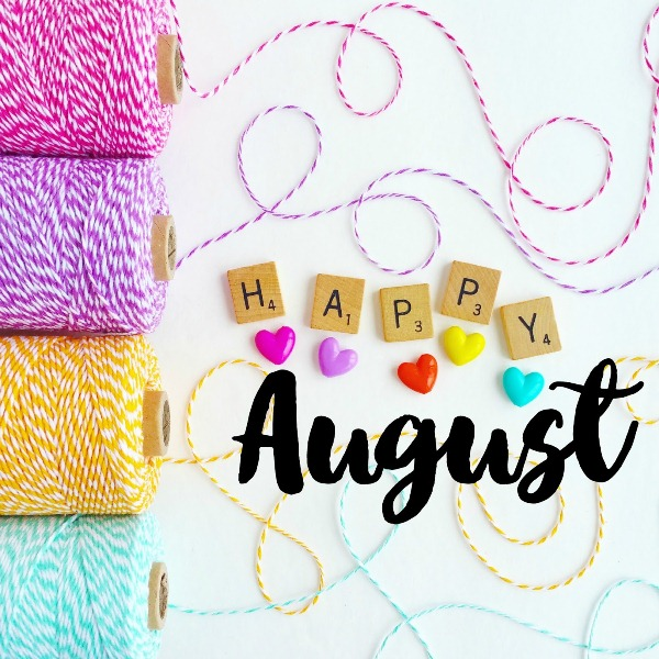 Happy August Pics