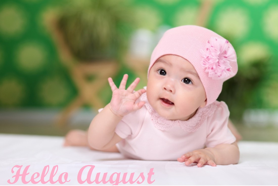 Hello August Images HD