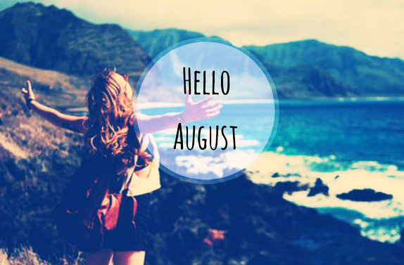 Hello August Pictures