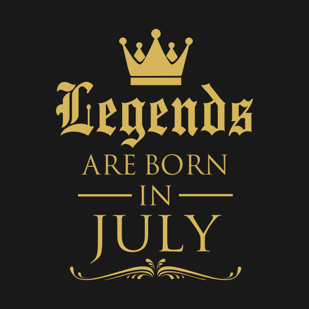 July Born Quotes 2018