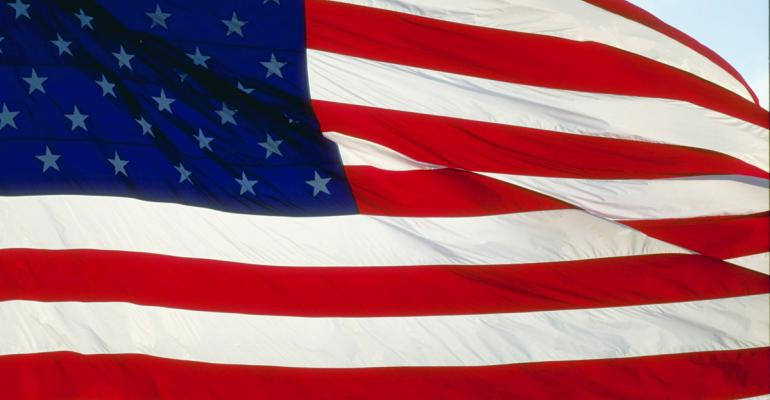 Save 4th Of July Flag Image