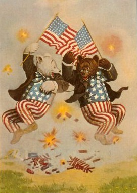 Vintage 4th Of July HD Image