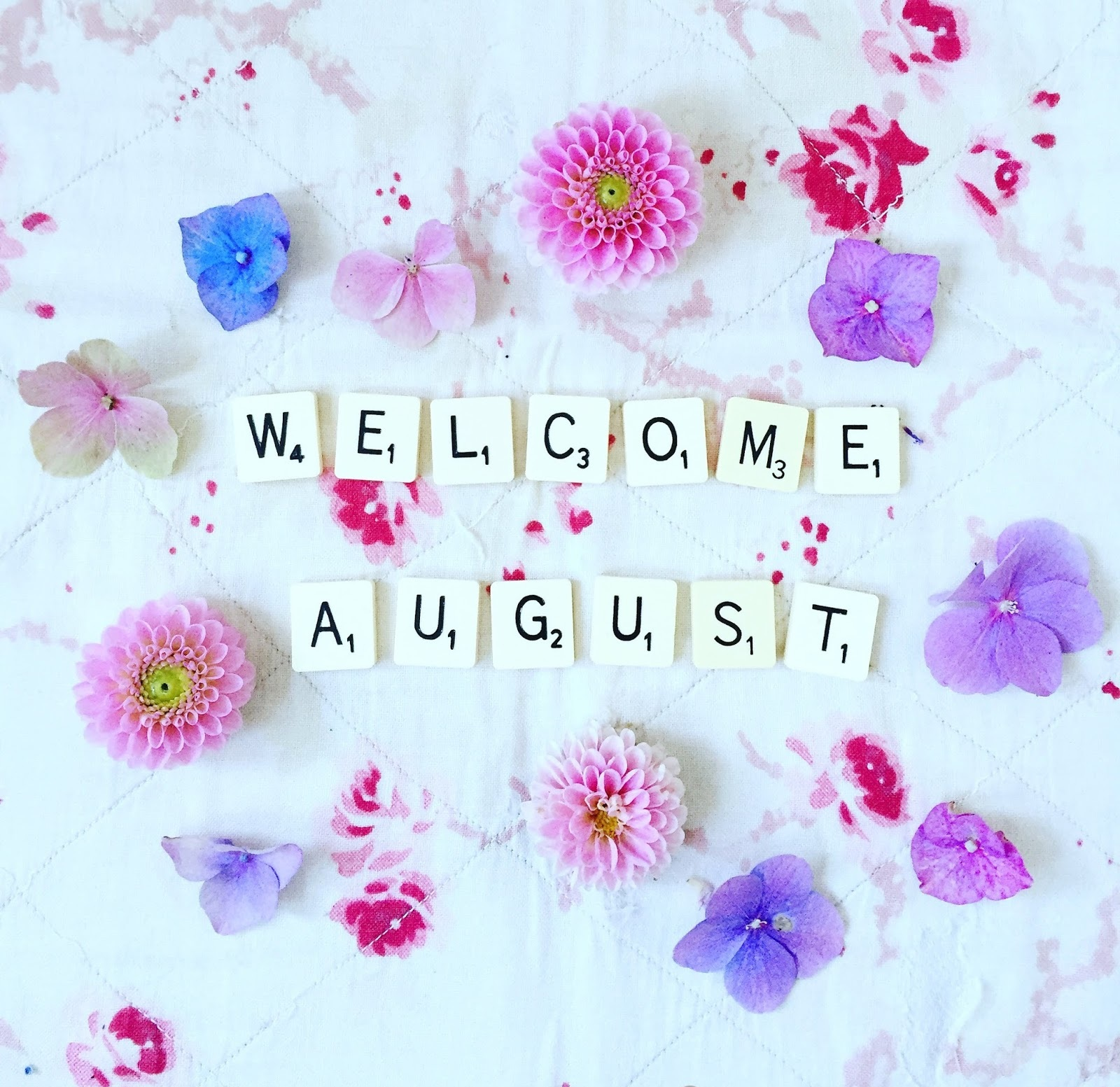 Welcome August Tumblr Images