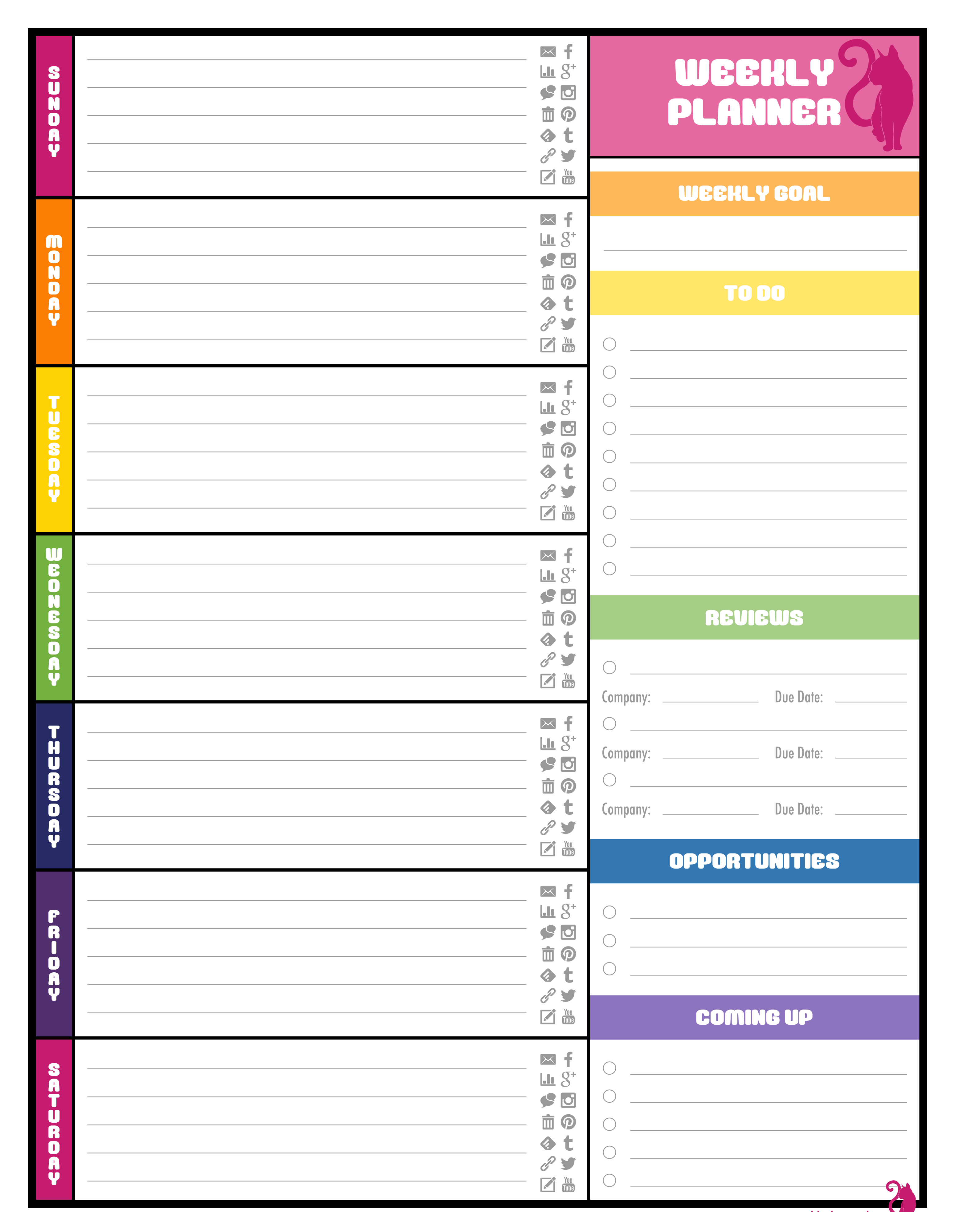 Daily Calendar Templates Unique Template Excel Download The Blank 3