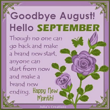 Best Welcome September Quotes Pinterest