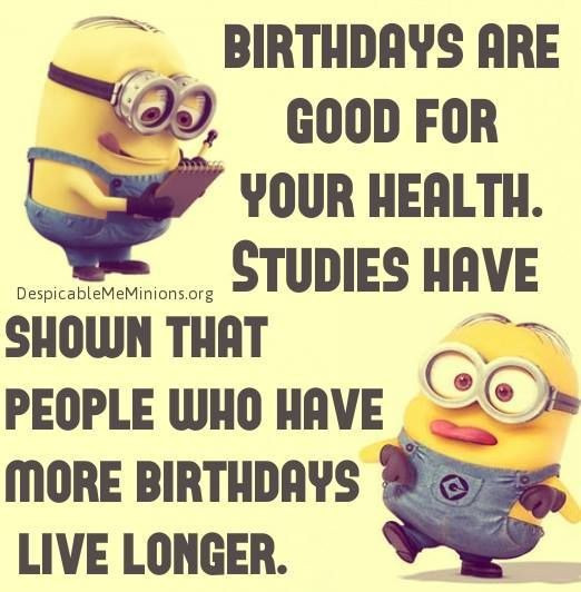 Funny September Birthday Quotes