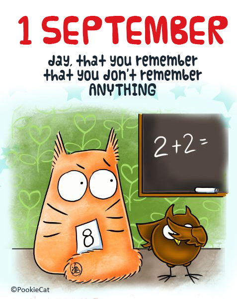 Happy September Funny Quotes