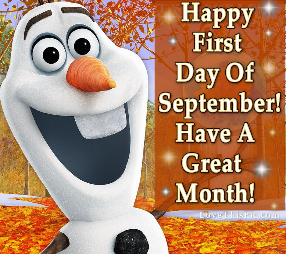 Happy September Images And Quotes