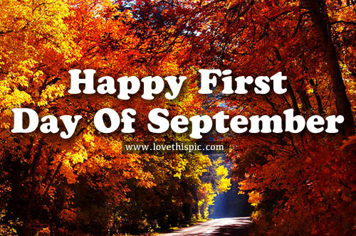 Happy September Images