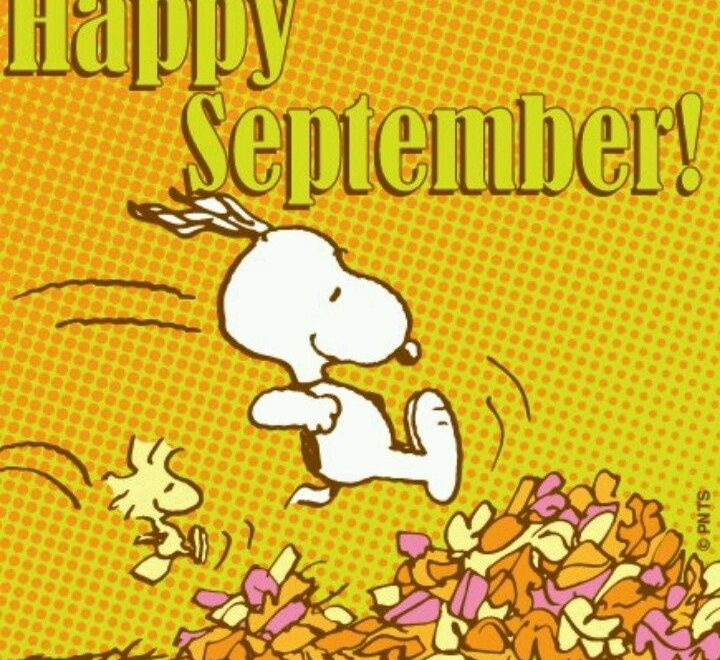 Happy September Month Images