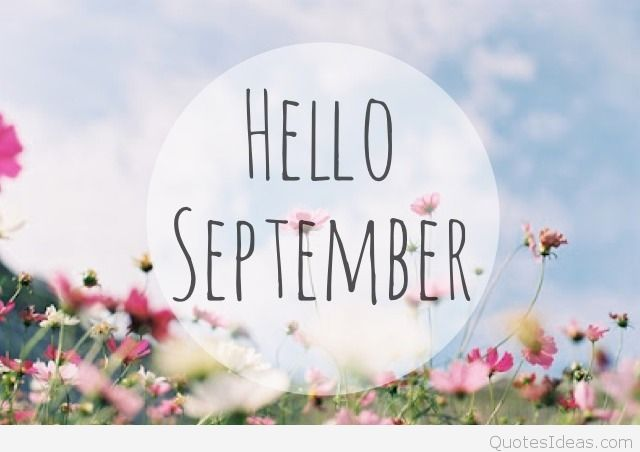 Hello September HD Wallpapers