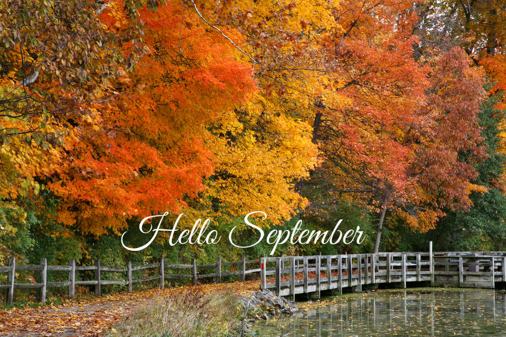 Hello September Images HD
