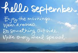 Hello September Quotes Inspirational