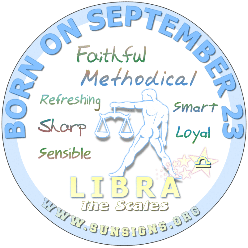 September Birth Sign Libra