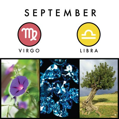 September Birth Sign and Symbols