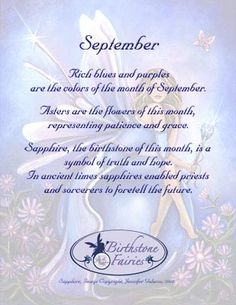 September Birthday Quotes Meanings