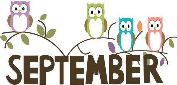 September Clipart Images