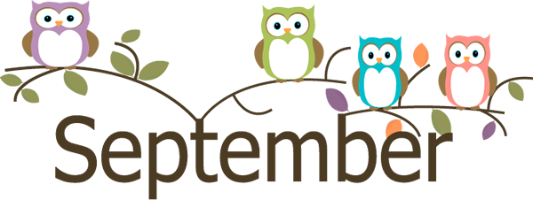 Welcome September Images Clipart