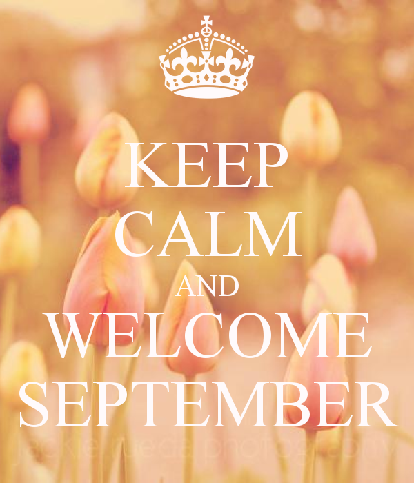 Welcome September Images For Whatsapp