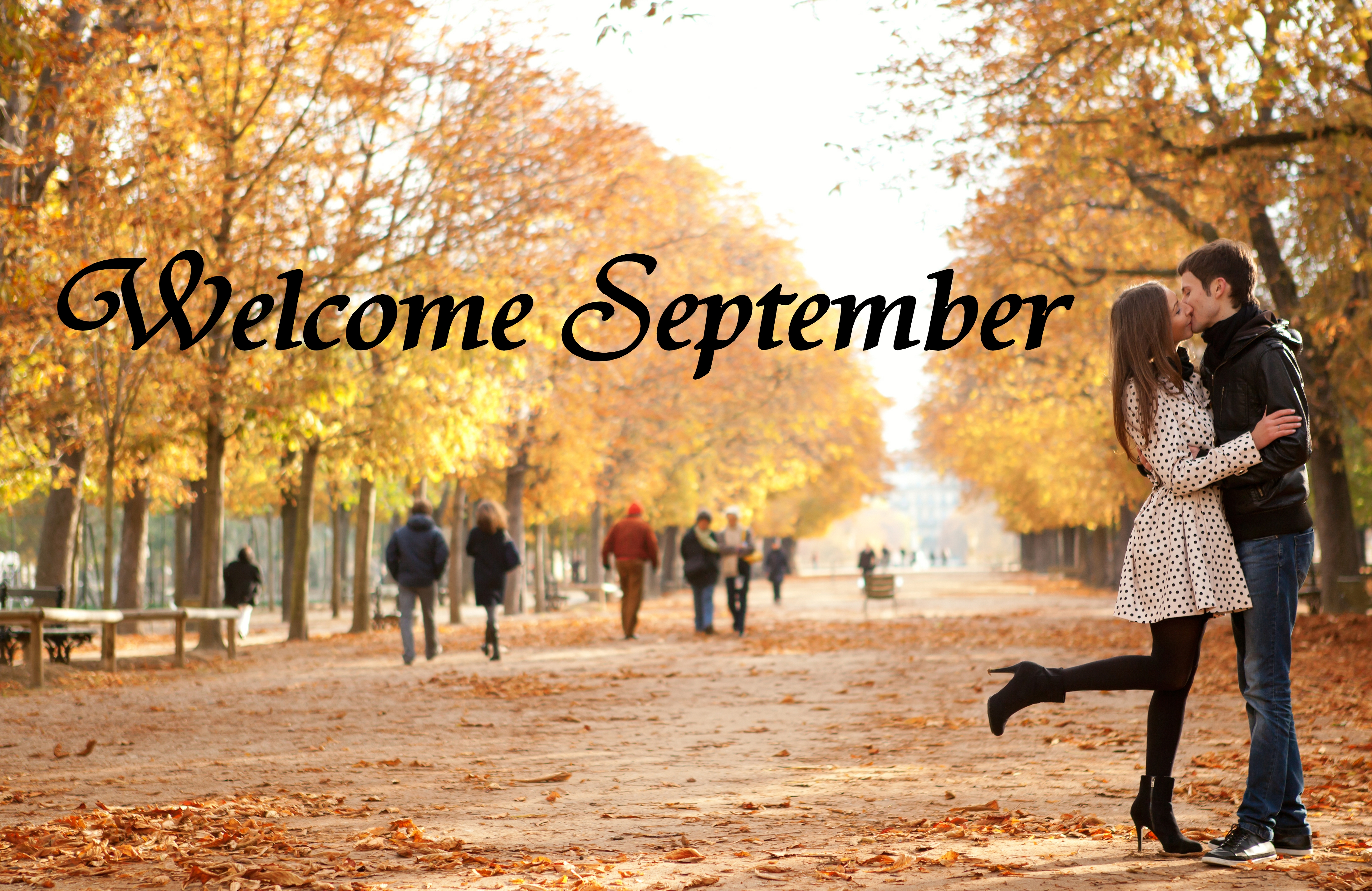 Welcome September Images Pictures Wallpapers