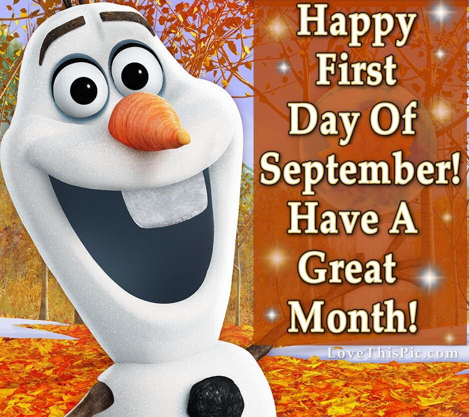 Welcome September Quotes Messages