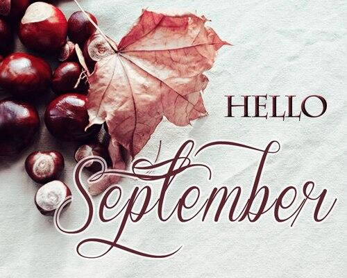 Welcome September Wallpapers HD