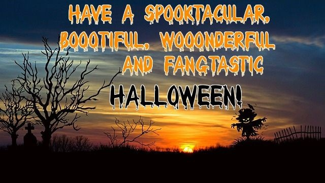 Cute Halloween Sayings For Facebook