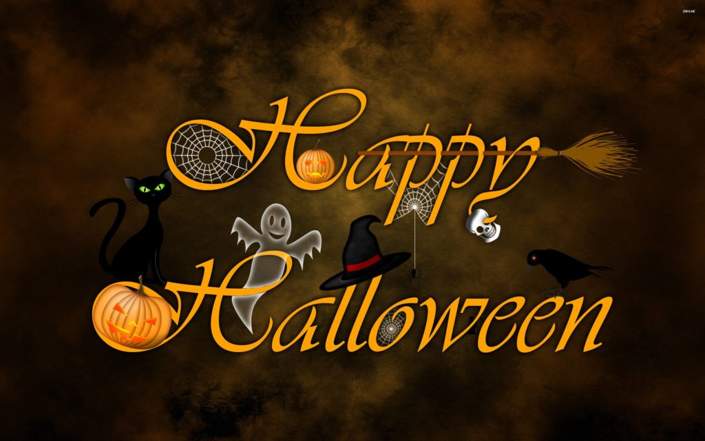Halloween Background Free Wallpaper