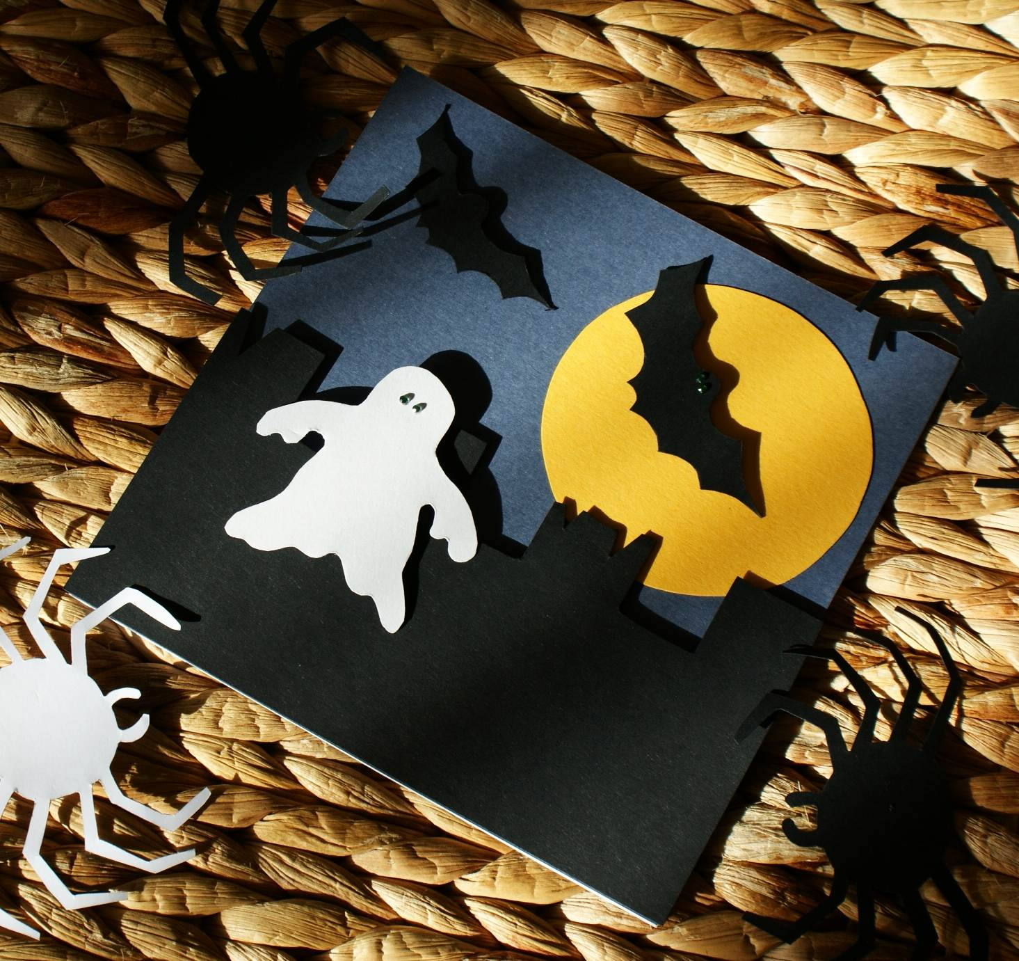 Halloween Cards Creative Ideas