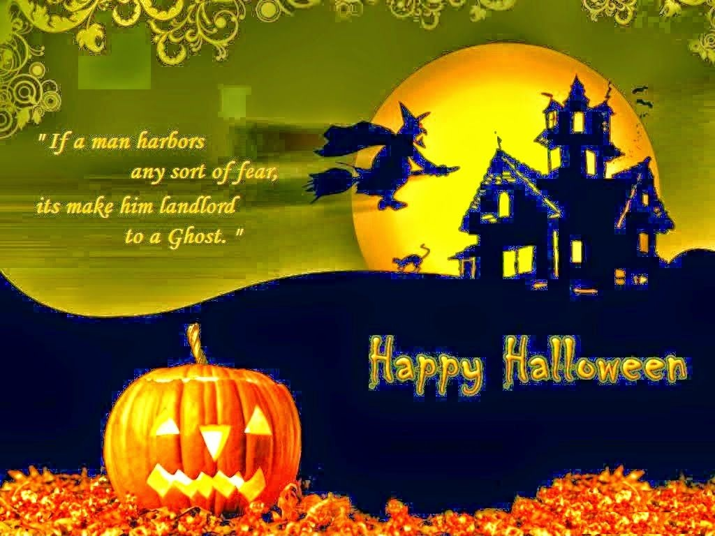 Halloween Decoration Sayings For Signs