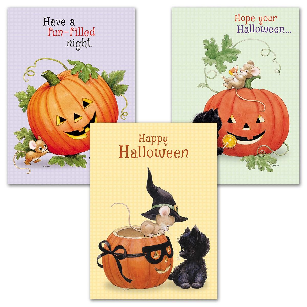 Halloween E-Cards For Friends