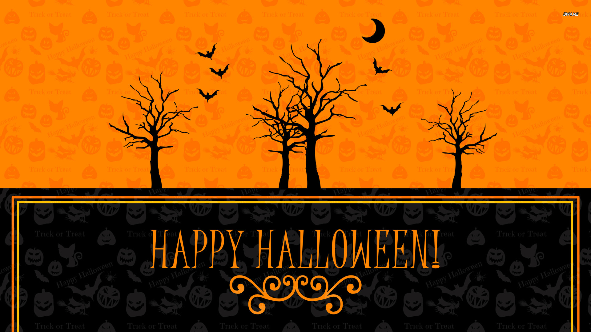 Halloween Haunted Wallpaper For Desktop