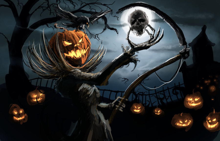 Halloween Party Images Wallpapper