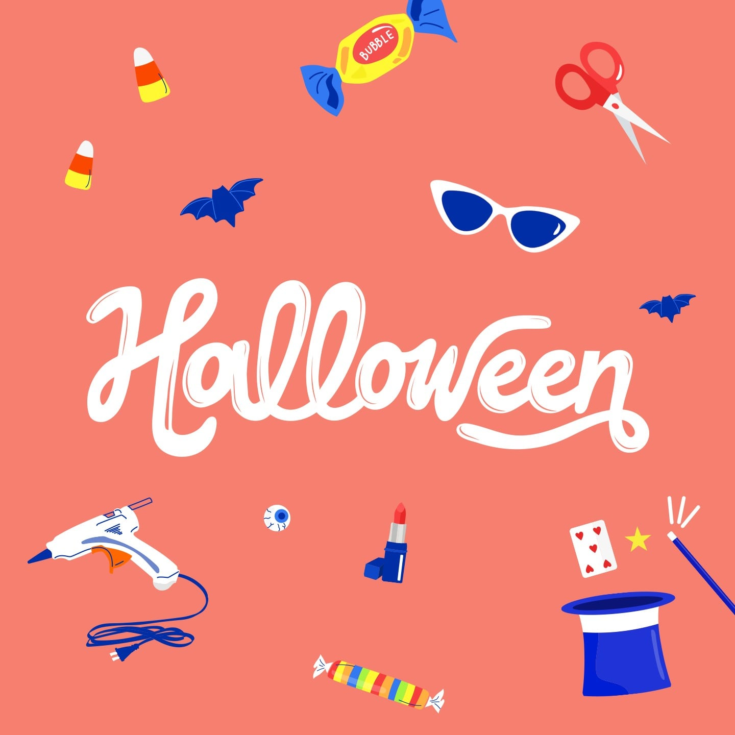 Halloween Pictures Cards 2018