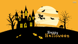 Halloween Pictures To Draw For Kids
