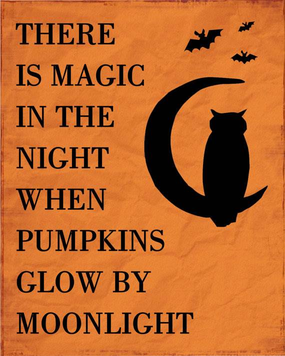Halloween Quotes For Cards Message
